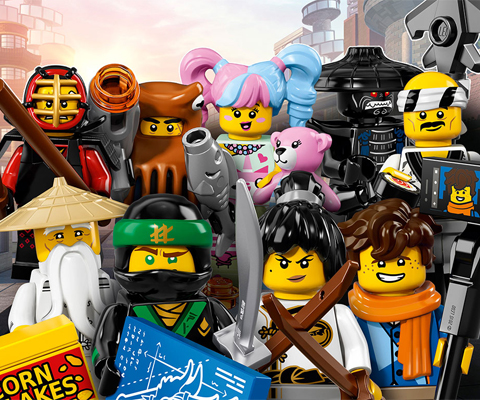 Good and Bad PR: We namecheck Lego and cheer Aldi's
